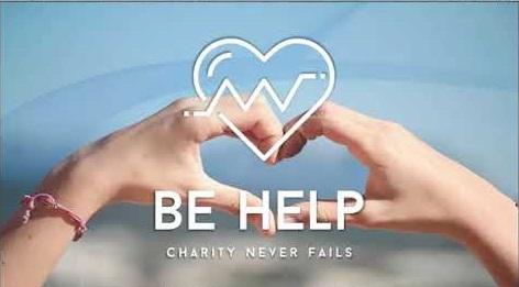 Logo Be Help2